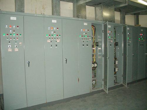水泵控制箱-消防案例-无锡市安民消防工程有限公司